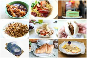 Get the Right Bakery Food Menu at Tiong Bahru