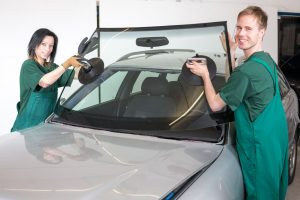 Auto Glass Replacement Services