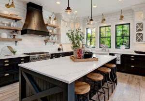 Decorating Tips For a Kitchen Island