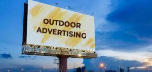 Outdoor Advertising Benefits