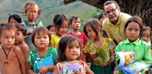 Helping The Poor Children Of Thailand