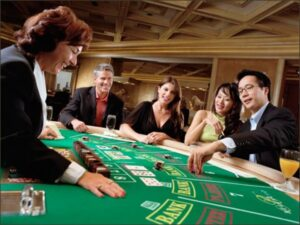 Baccarat – Playing James Bond's Bet on Choice